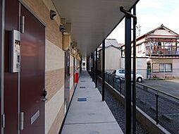 レオパレス浜名 森[1階]の外観