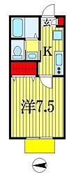 東千葉駅 4.0万円