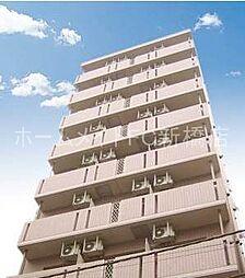 プチグランデ八丁堀[4階]の外観