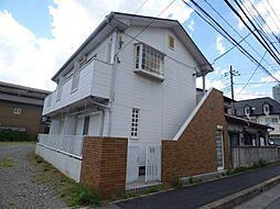 トレビアン武蔵浦和[2階]の外観