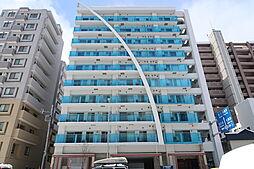 北海道札幌市中央区北四条西15丁目の賃貸マンションの外観