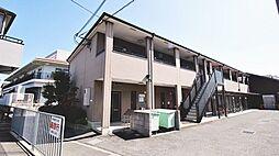 大阪府泉大津市池浦町3丁目の賃貸アパートの外観