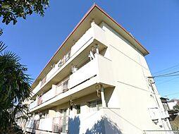 舎人吉岡ハイツ[305号室]の外観