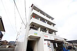 広島県広島市南区向洋新町2丁目の賃貸マンションの外観