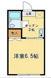 国分寺駅 4.1万円