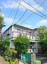 東京都西東京市向台町4丁目の賃貸アパートの外観