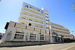 宮城県仙台市青葉区柏木2丁目の賃貸マンションの外観
