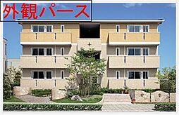 (仮)D-room郡津[3階]の外観