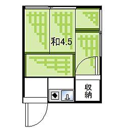 東中野駅 2.7万円
