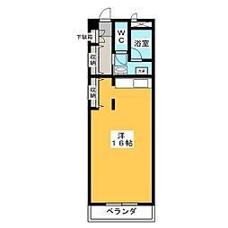アーバンピア[2階]の間取り