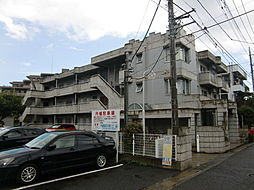 ゆざわマンション[3階]の外観