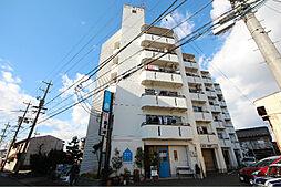 愛知県名古屋市中川区上脇町2の賃貸マンションの外観