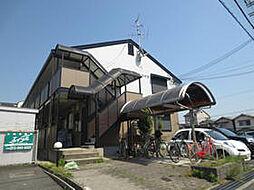 田辺ロイヤルハイツ[202号室]の外観