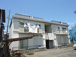 サンシティ栄 B[201号室号室]の外観