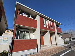 千葉県四街道市大日の賃貸アパートの外観