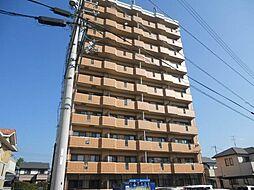 愛媛県松山市衣山2丁目の賃貸マンションの外観