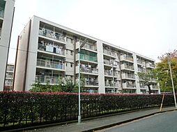 久米川駅東住宅25号棟[503号室]の外観
