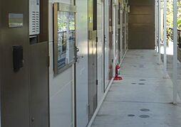 レオパレスシミズ[2階]の外観