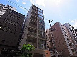 兵庫県神戸市中央区御幸通2丁目の賃貸マンションの外観