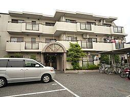 兵庫県伊丹市昆陽3丁目の賃貸マンションの外観