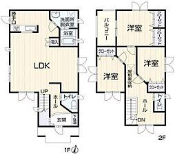 北岡崎駅 2,809万円
