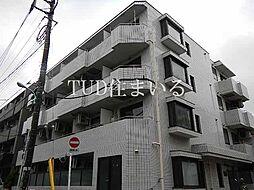 マートルコート西台[2階]の外観