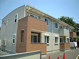 ボナールAOKI B[2階]の外観