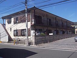 第3コーポ吉岡[102号室]の外観