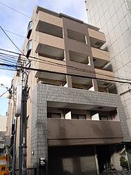 ブリスアビタシオン[4階]の外観