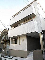 プラージュ早稲田[3階]の外観