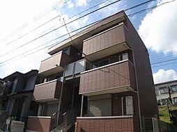 アパートメント須佐[102号室]の外観