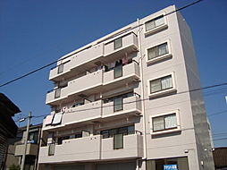愛知県名古屋市熱田区明野町の賃貸マンションの外観