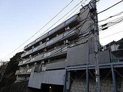 弘明寺ビューハイツ[4階]の外観