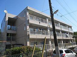 東京都町田市玉川学園4丁目の賃貸アパートの外観