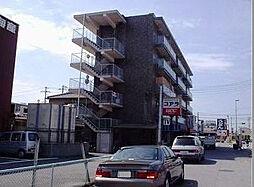堂の前マンション[202号室]の外観