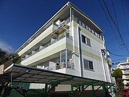 愛知県名古屋市昭和区北山町1丁目の賃貸マンションの外観