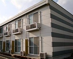 兵庫県姫路市香寺町犬飼の賃貸アパートの外観