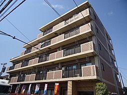 東京都立川市砂川町4の賃貸マンションの外観