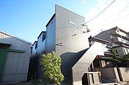 愛知県名古屋市中川区大畑町2丁目の賃貸アパートの外観