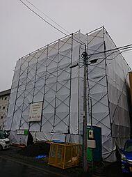ブランシャール二十四軒FOREST[4階]の外観