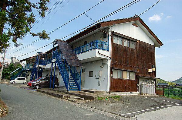 ふしのハイツ 1階の賃貸【山口県 / 山口市】