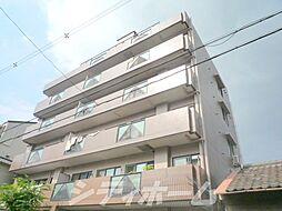大阪府大阪市天王寺区松ケ鼻町の賃貸マンションの外観