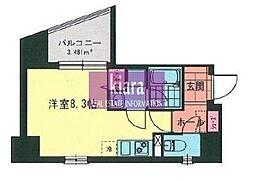 MY桜木町[601号室]の間取り