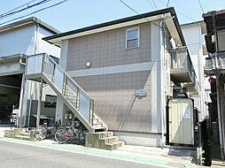 滋賀県甲賀市水口町本町2丁目の賃貸アパートの外観