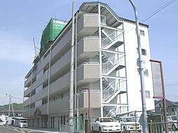 大阪府河内長野市原町5丁目の賃貸マンションの外観