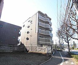 京都府京都市北区衣笠御所ノ内町の賃貸マンションの外観