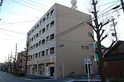 七福ビル[4階]の外観