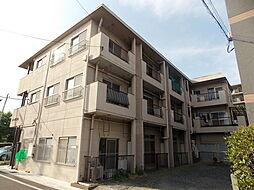 埼玉県春日部市中央6丁目の賃貸アパートの外観