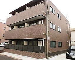 SAKURAマンション[1階]の外観