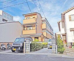京都府京都市上京区真倉町の賃貸マンションの外観